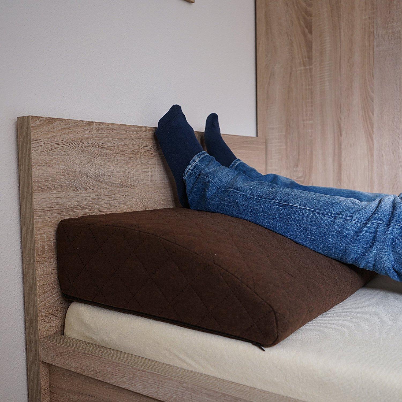sabeatex r ckenlehne f r bett sofakissen dekokissen in. Black Bedroom Furniture Sets. Home Design Ideas